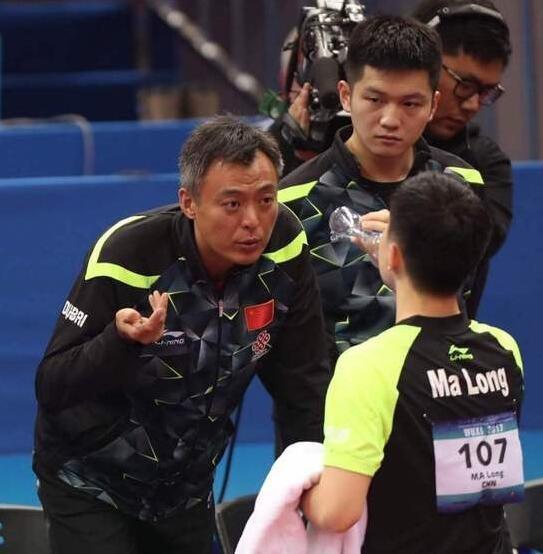 中國男桌集體退賽 今晨發致歉信