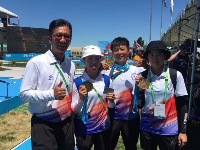 射箭》金牌入袋!台灣女團技壓南韓里約奧運冠軍組合