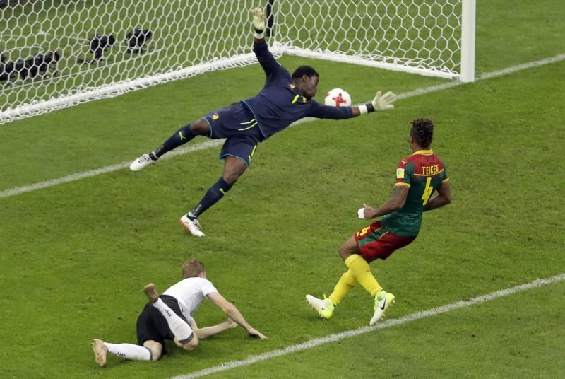 聯合會盃》德國輕取喀麥隆 4強遇上墨西哥 (影音)