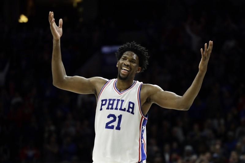 NBA》2K18能力值不如預期 恩比德:我不會抱怨的(影音)
