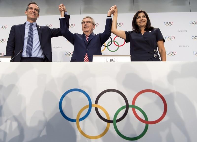 奧運》最新主辦國出爐! 2024年巴黎、2028年洛杉磯