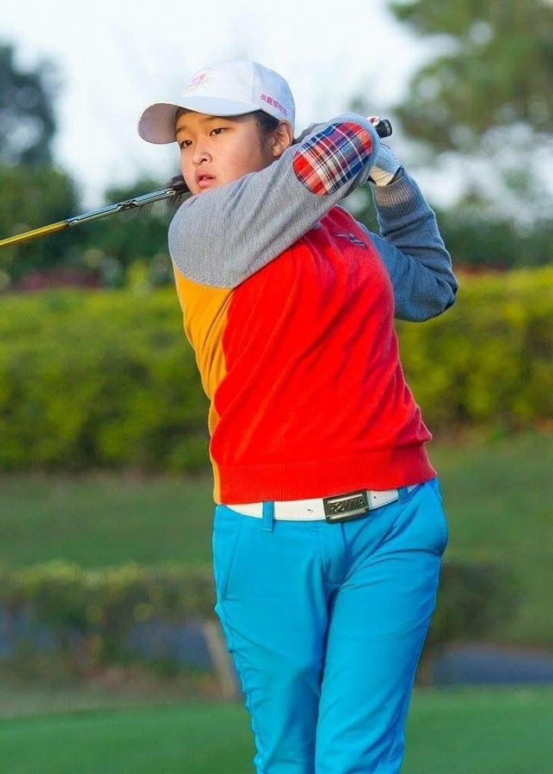高球》史上最年輕!吳佳晏挺進美國女子業餘錦標賽前四強