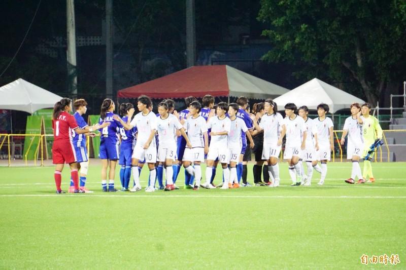世大運》台灣女足對抗賽慘敗 旅外球員待磨合