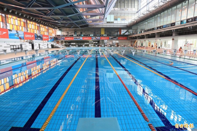 世大運》水球賽練習池水溫太高?新北市體育處:可配合降溫