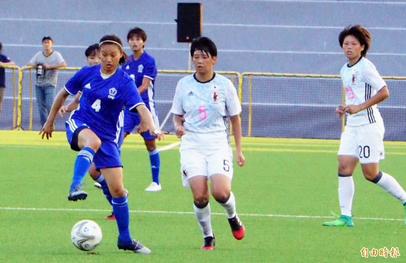 世大運》足球明開戰!台灣女足戰阿根廷 男足挑戰墨西哥