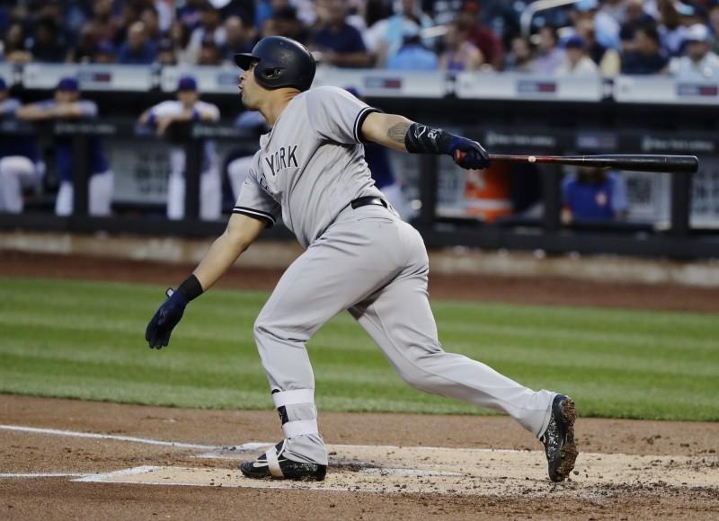 MLB》桑契斯超狂   洋基狠掃地鐵大戰四連勝