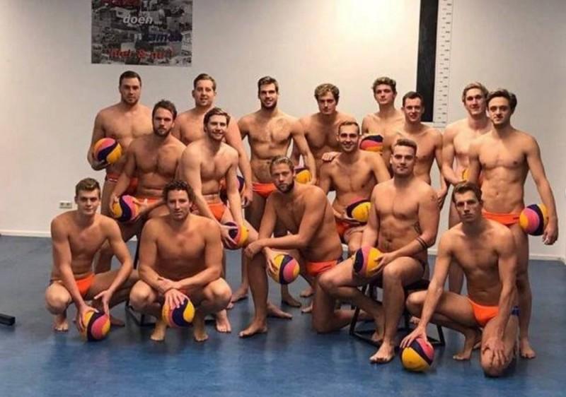 世大運》荷蘭猛男水球隊擊敗義大利 收預賽首勝