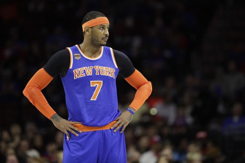 NBA》休斯頓擔任尼克管理階層 :甜瓜的去留由不得我