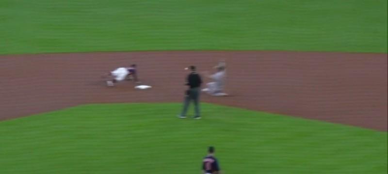 MLB》一個滾地球 讓太空人內野亂陣腳丟2分(影音)