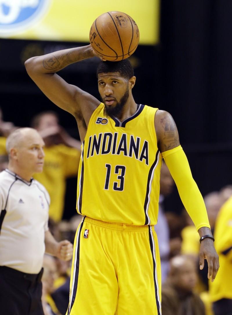 NBA》湖人違規接觸喬治? 聯盟展開調查