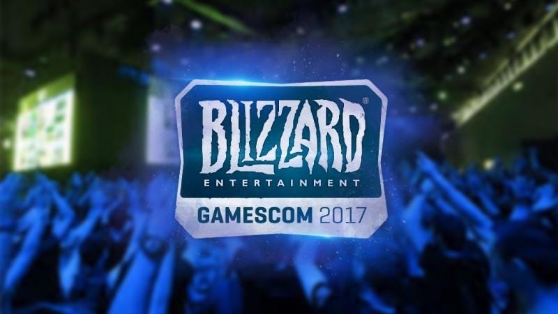 電競》暴雪娛樂參展「Gamescom2017」 公布《暴雪英霸》、《鬥陣特攻》等遊戲全新內容