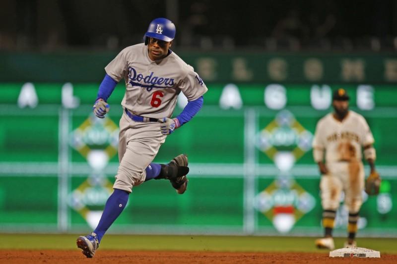 MLB》道奇新同學葛蘭德森 滿貫砲超前率隊逆轉(影音)