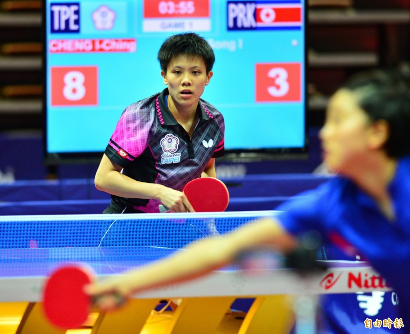 世大運》用生命比賽 北韓選手拚勁令網友難忘