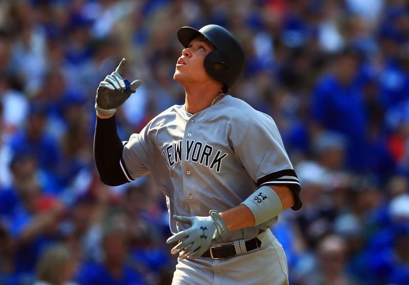 MLB》法官雙響就是狂!再1轟平大聯盟紀錄(影音)
