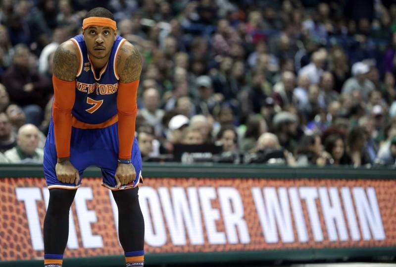 NBA》為安東尼瘋狂!爆滿雷霆球迷爬牆接機(影音)