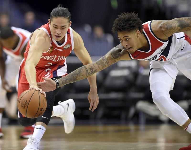 籃球》賽前談NBA熱身賽 陳盈駿:機會難得 上場就是拚