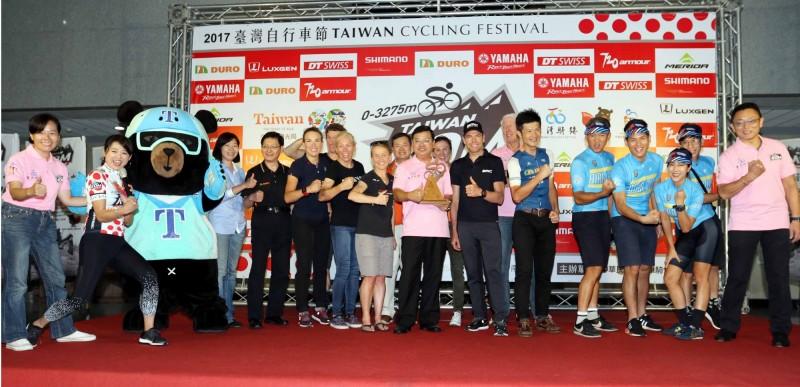 自由車》登山王挑戰賽 史上最強卡司來台參戰