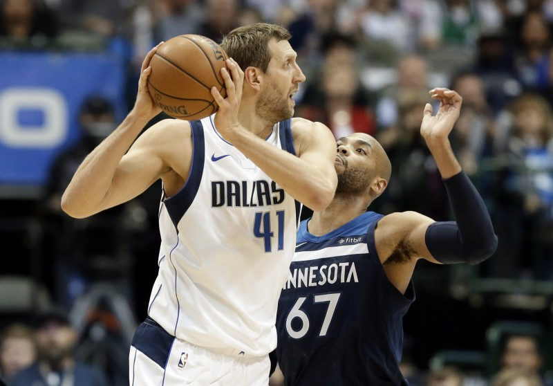 NBA》灰狼下半場轟68分逆轉 德佬紀錄夜輸球收場(影音)
