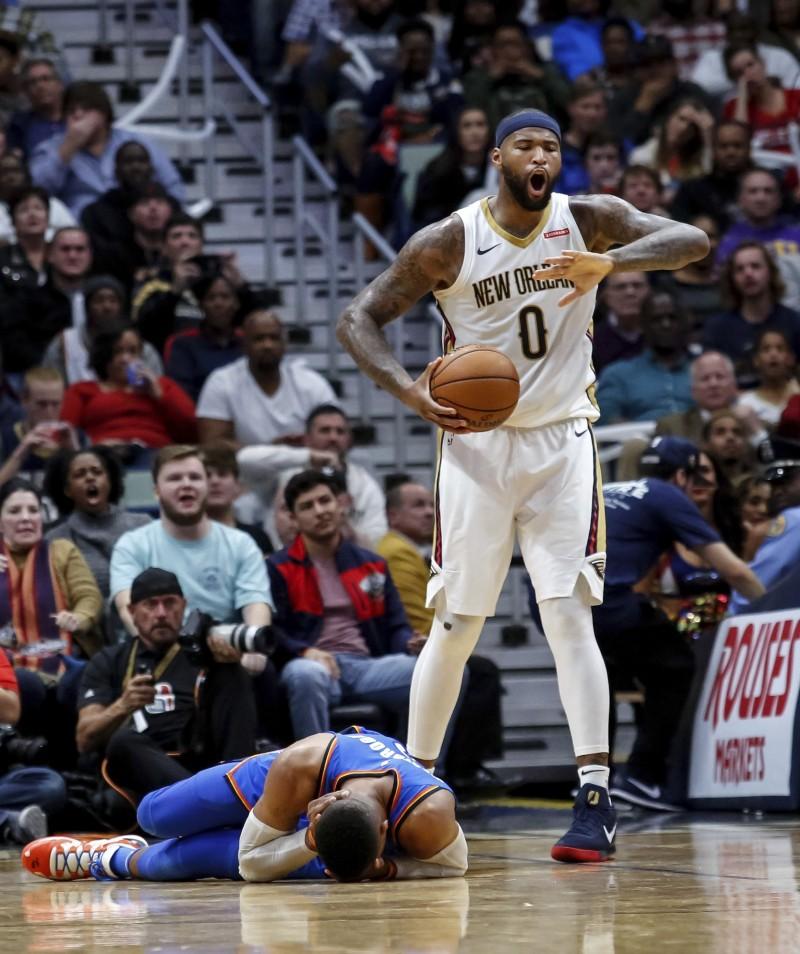 NBA》肘擊魏少遭驅逐 表弟:大個子都這樣保護籃板!