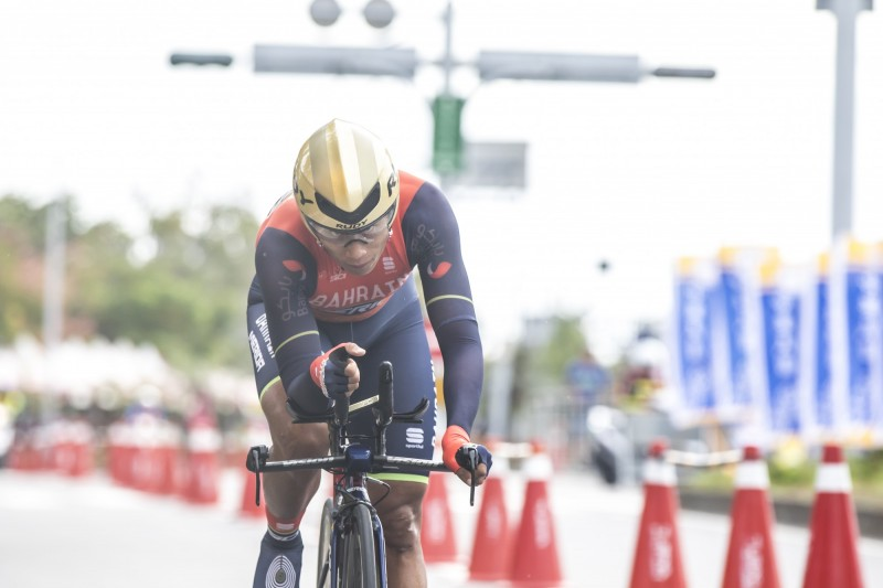 自由車》馮俊凱全錦賽計時奪冠 目標雅加達亞運