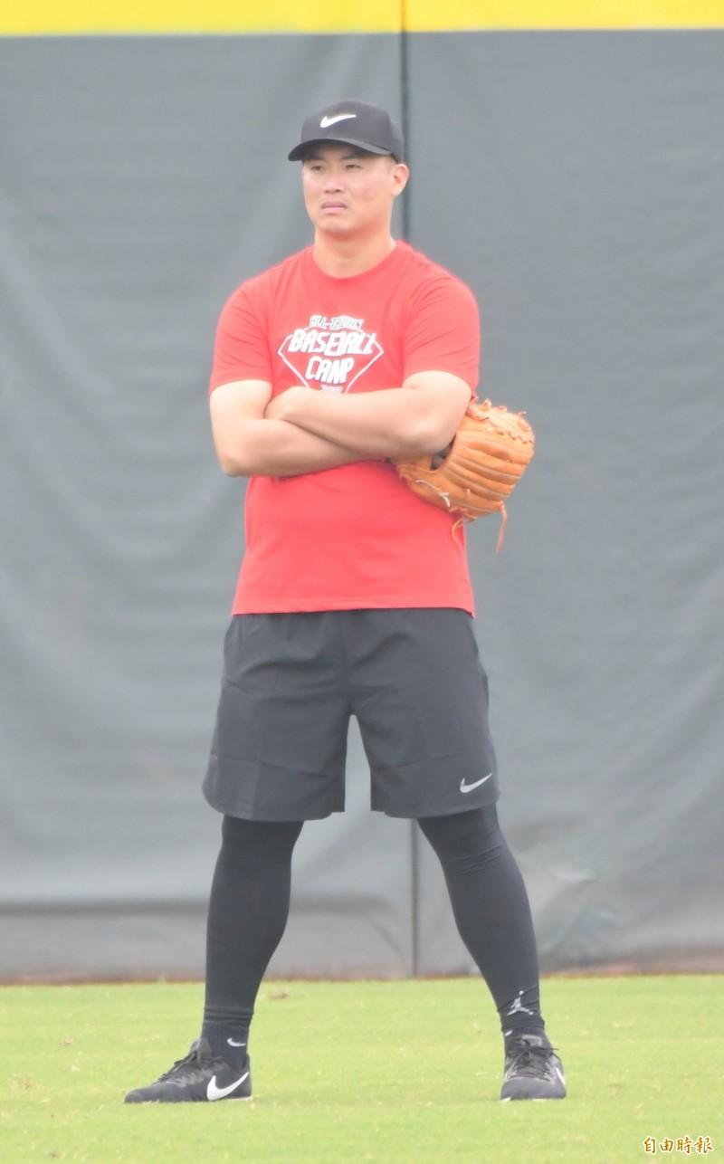 棒球》指導高中投手 鄭錡鴻:高中到大學是黃金時期