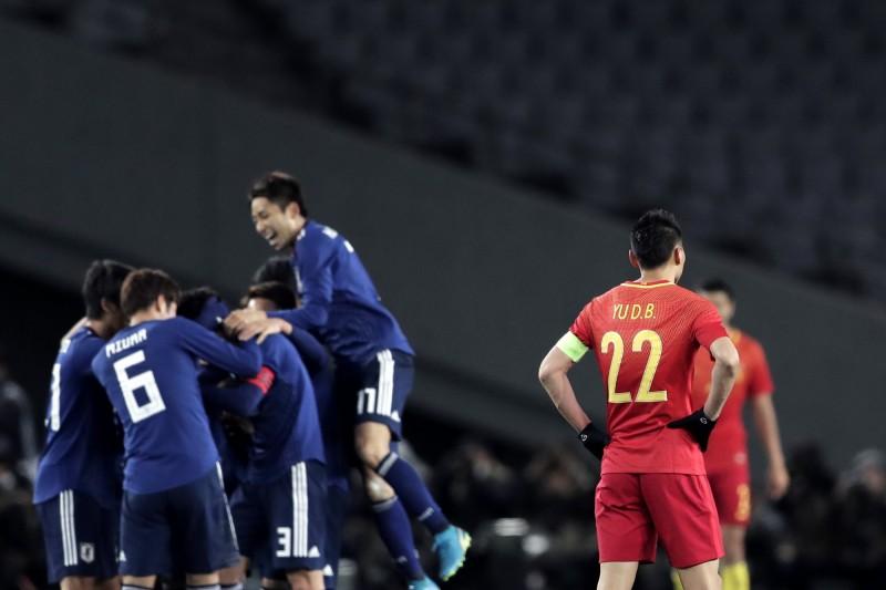 東亞足球錦標賽》昌子源神進球 中國連19年未贏日本(影音)