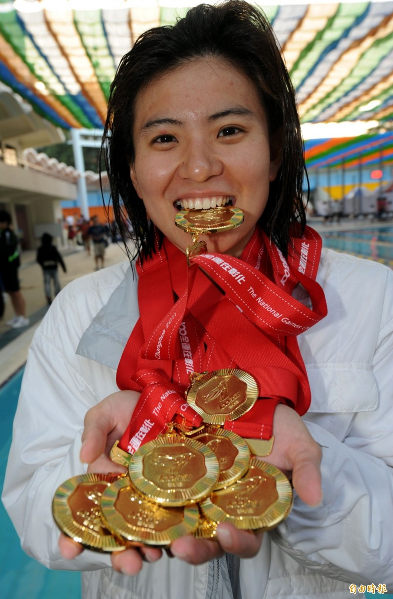 又一大咖參選泳協理事 3屆奧運泳將「九金桂姐」參戰