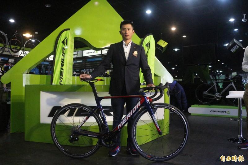 自由車》馮俊凱力拚亞運資格 盼讓世界看見台灣
