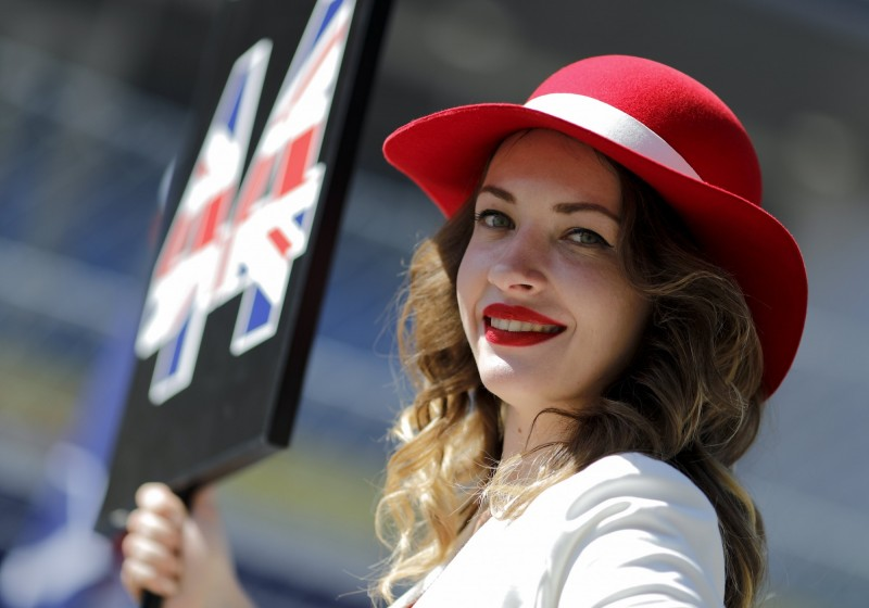F1》車迷心碎!賽車女郎2018新賽季將全面告別賽道