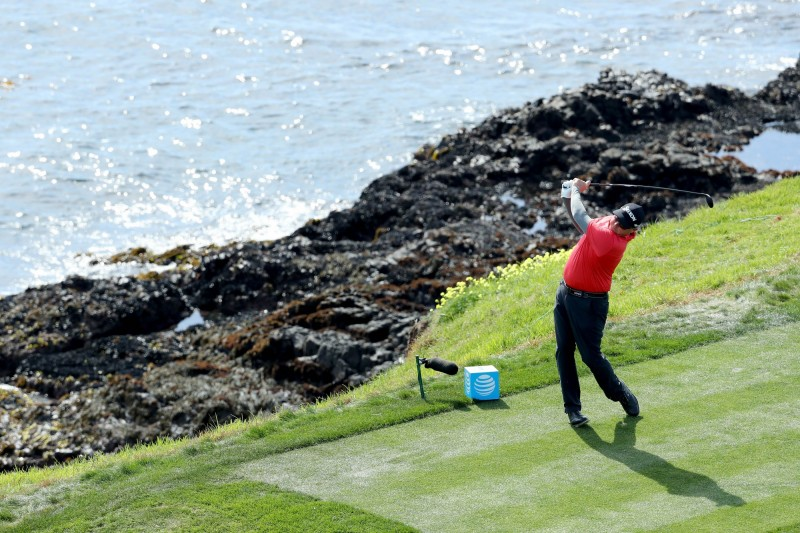 高爾夫》圓石灘職業業餘配對賽 波特3桿差奪冠