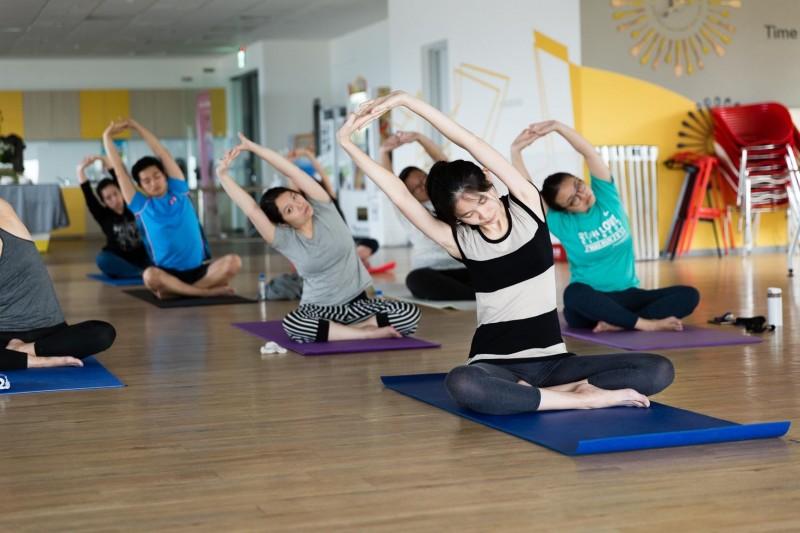 瑜珈》三個願望一次滿足 萬人瑜珈活動倒數計時