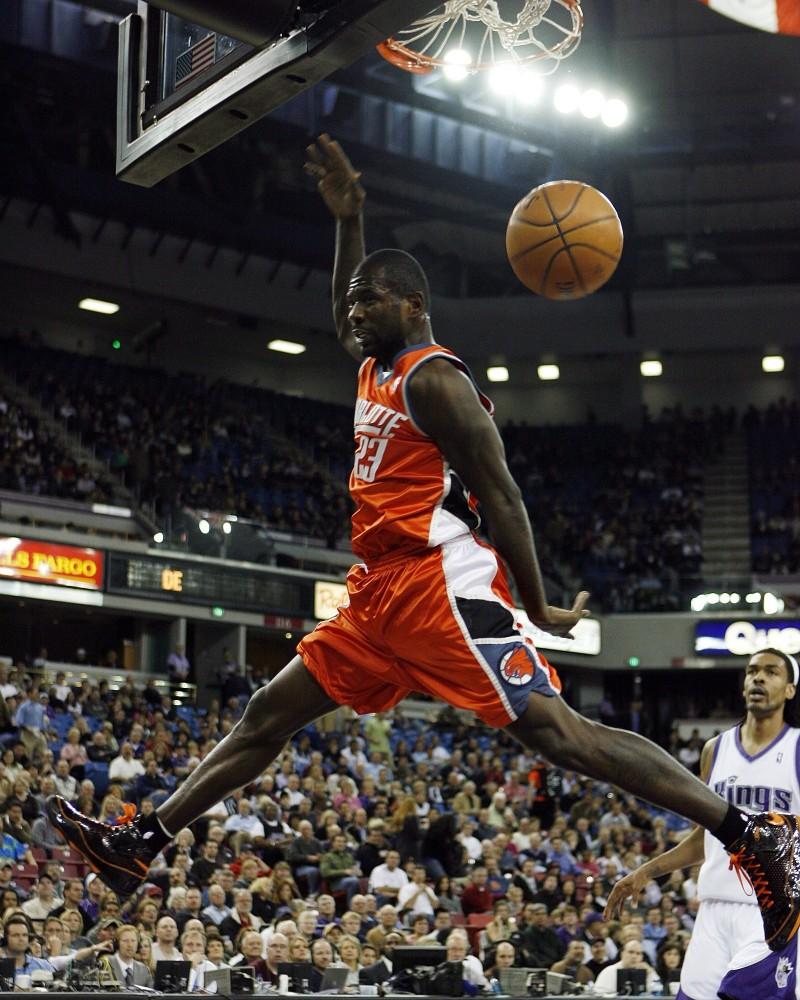 前NBA灌籃王理察森訪台 國泰 NBA 3x開始報名