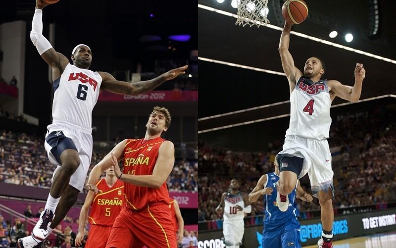 籃球》美國夢幻隊名單今出爐 詹皇、萌神領銜
