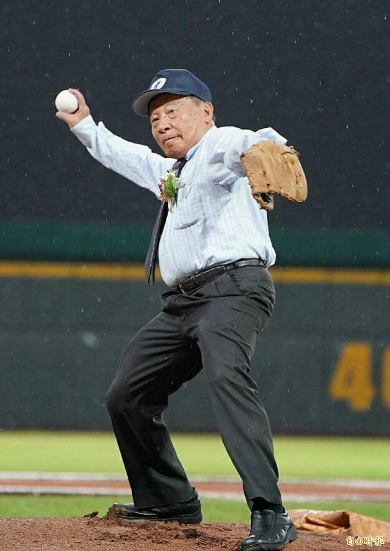 棒球》洪騰勝的棒球藍圖 下一步推企業球隊