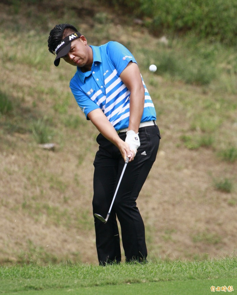 高爾夫》Panasonic公開賽首回合  洪健堯暫列第24