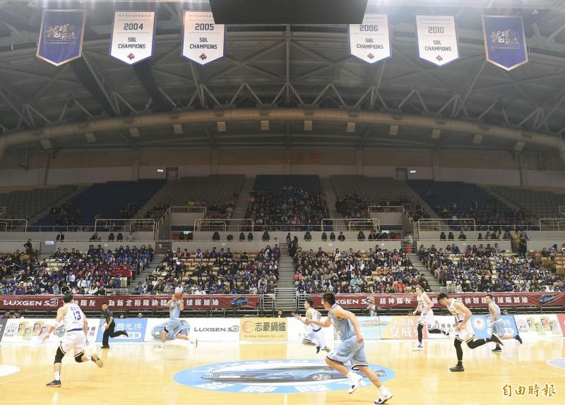 SBL》球迷有福!冠軍賽第3戰起新莊體育館開放飲食