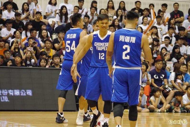 籃球》黃金世代、未來之星車拚 林志傑看到國家隊希望