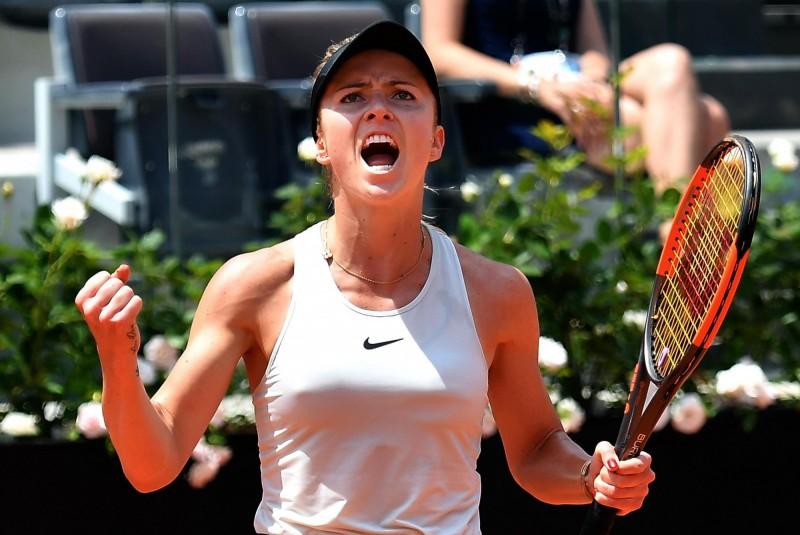 網球》羅馬爭后復仇失利 哈勒普又輸絲維托莉娜