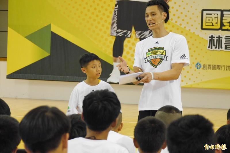 NBA》花蓮地震震出人性 林書豪訓練營機會教育