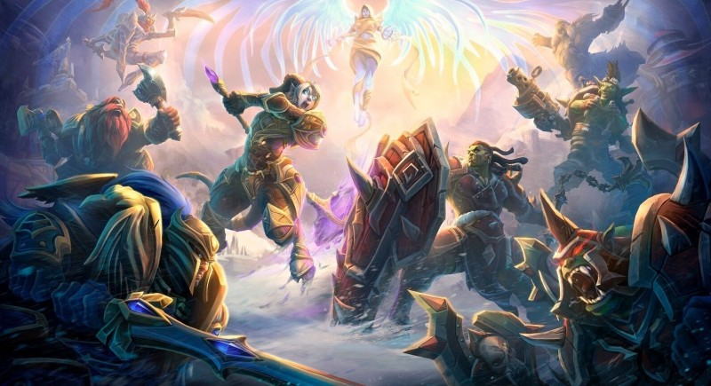 暴雪英霸》魔獸愛好者有福了 奧山戰場、伊芮爾加入萬象界域