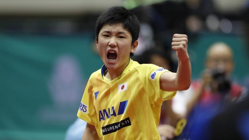 桌球》連兩天勝中國奧運金牌 日本怪物少年再度震撼中媒