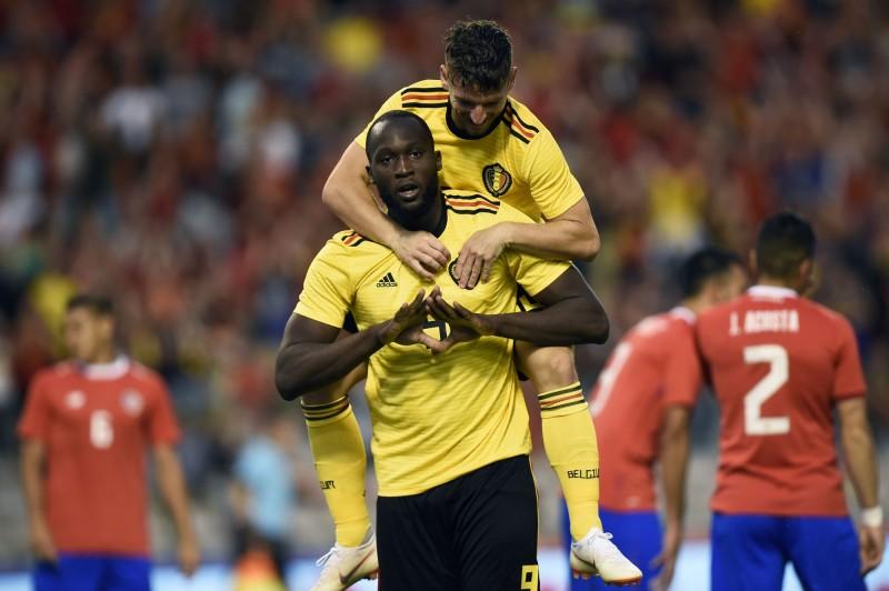 世足賽》盧卡庫梅開二度退哥國 比利時連19場不敗挺進俄羅斯