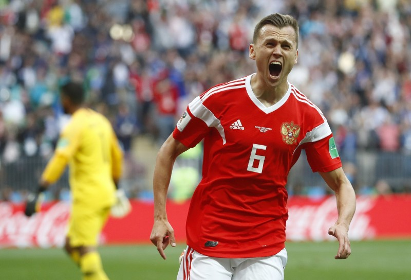 世足賽》精彩好球回顧!俄羅斯5入球神表現