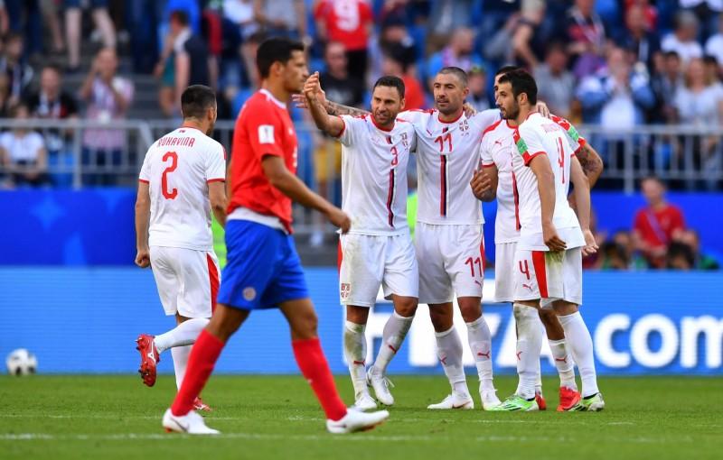 世足賽》賽後1分鐘快評 塞爾維亞攻守優異勝哥國