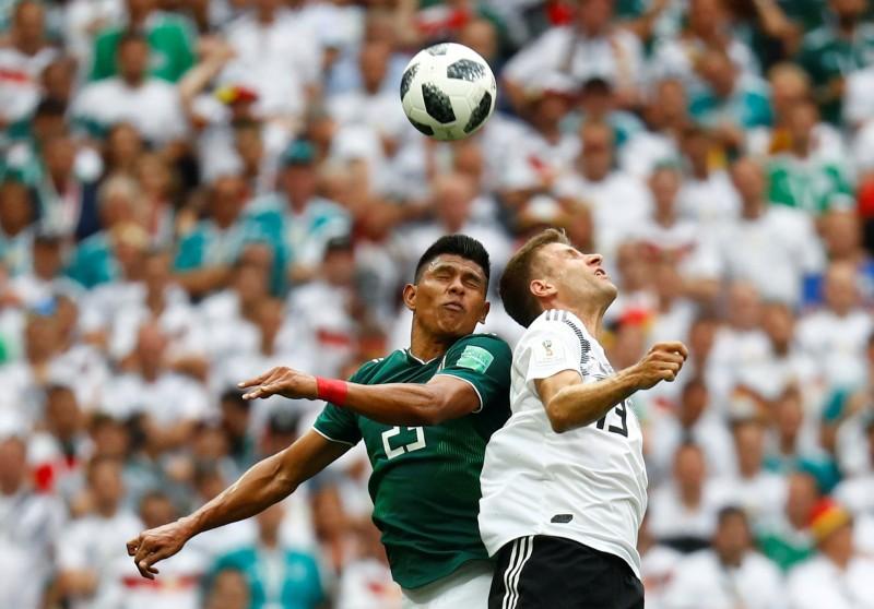世足賽》賽後1分鐘快評  德國步上衛冕軍首輪魔咒命運?