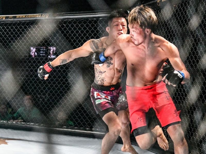 格鬥》台灣UFC第一人!李俊翰7月迎戰菲律賓拳王