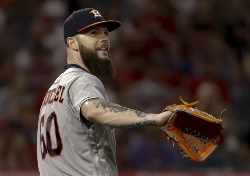 MLB》太空人凱可6.2局無安打 大谷先發3打數全吞K(影音)