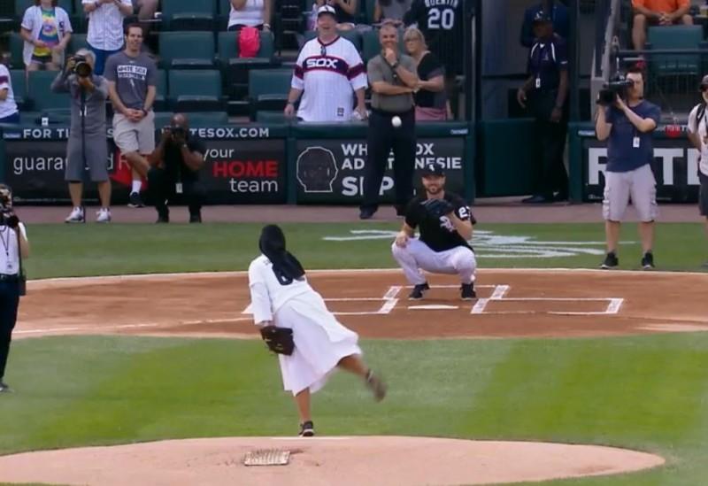 MLB》修女超狂曲球  美網友直呼:媲美克蕭(影音)
