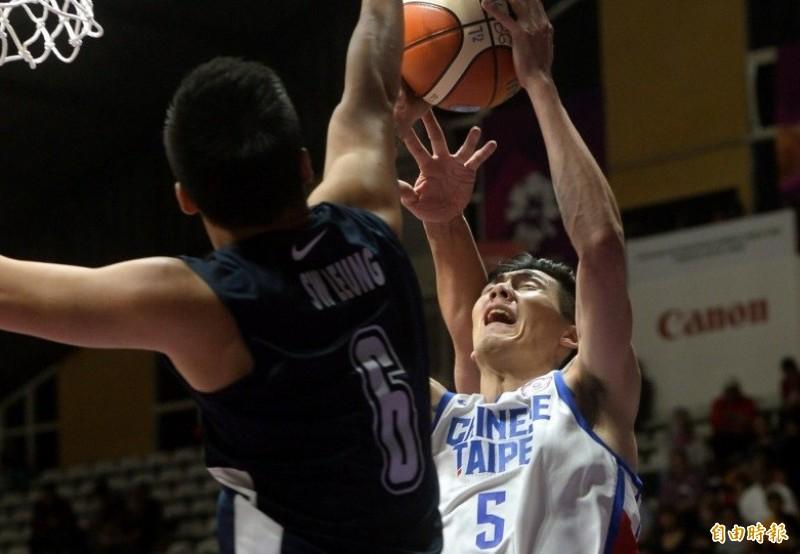 亞運》台灣男籃飆進13顆三分球大勝香港 有望重返8強