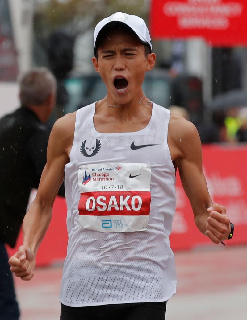 路跑》芝加哥馬拉松刷新日本紀錄 大迫傑將獲1億日圓獎金